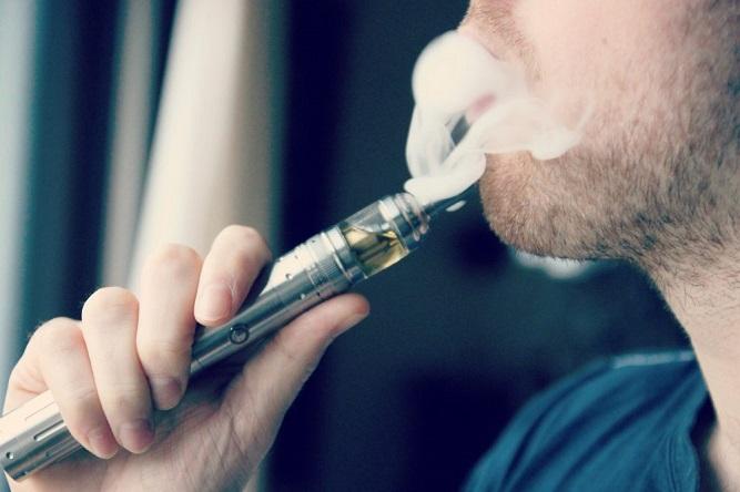 Smoking And Vaping